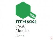 Tamiya - TS-20 Metallic green, 100ml