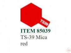 Tamiya - TS-39 Mica red, 100ml