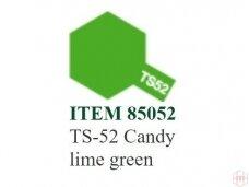 Tamiya - TS-52 Candy lime green, 100ml