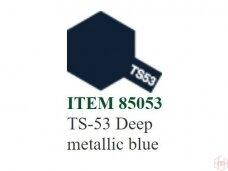 Tamiya - TS-53 Deep metallic blue, 100ml