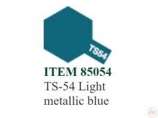 Tamiya - TS-54 Light metallic blue, 100ml