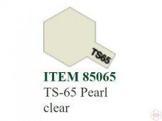 Tamiya - TS-65 Pearl clear, 100ml