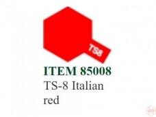 Tamiya - TS-8 Italian red, 100ml