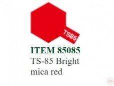 Tamiya - TS-85 Bright mica red, 100ml