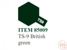 Tamiya - TS-9 British green, 100ml