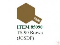 Tamiya - TS-90 Brown (JGSDF), 100ml
