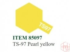 Tamiya - TS-97 Pearl yellow, 100ml