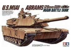 Tamiya - U.S. M1A1 Abrams, Scale:1/35, 35156