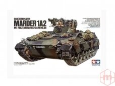Tamiya -  Bundeswehr SPz Marder 1A2, Scale:1/35, 35162