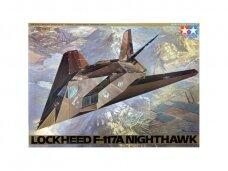 Tamiya - Lockheed F-117A Nighthawk, Scale:1/48, 61059