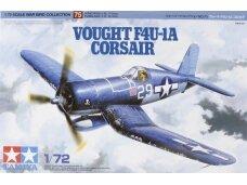 Tamiya - Vought F4U-1A Corsair, Mastelis: 1/72, 60775