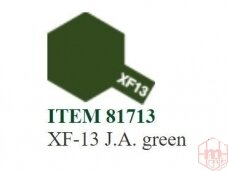 Tamiya - XF-13 J.A. green, 10ml