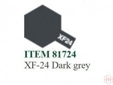 Tamiya - XF-24 Dark grey, 10ml