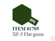 Tamiya - XF-5 Flat green, 10ml