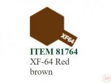 Tamiya - XF-64 Red brown, 10ml