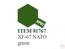 Tamiya - XF-67 NATO green, 10ml