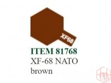 Tamiya - XF-68 NATO brown, 10ml