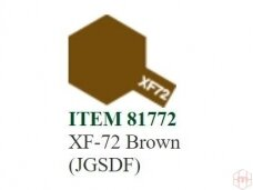 Tamiya - XF-72 Brown (JGSDF), 10ml