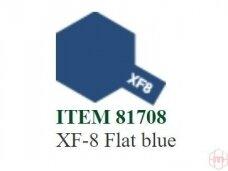 Tamiya - XF-8 Flat blue, 10ml