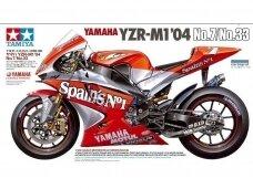 Tamiya - Yamaha YZR-M1 '04 No.7/No.33, Mastelis: 1/12, 14100