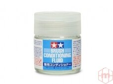 Tamiya - Brush Conditioning Fluid (Teptuko priežiūros skystis), 23ml, 87181