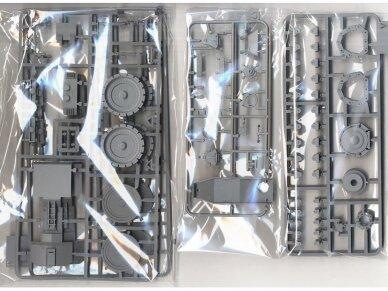 Takom - Krupp Räumer + Vs.Kfz. 617, 1/72, 5007 2