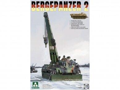 Takom - Bergepanzer 2 Standard, 1/35, 2122