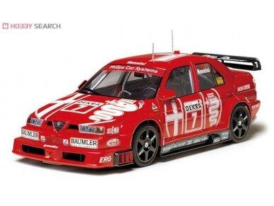 Tamiya - Alfa Romeo 155 V6 TI, Scale: 1/24, 24137 2