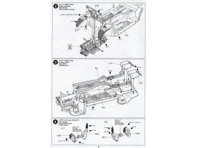 Tamiya - Alfa Romeo 155 V6 TI, Scale: 1/24, 24137 11