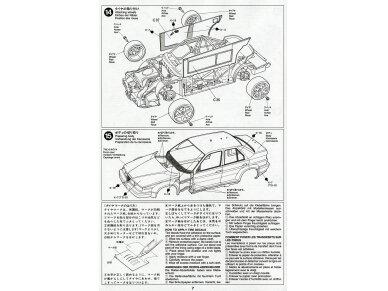 Tamiya - Alfa Romeo 155 V6 TI, Scale: 1/24, 24137 15