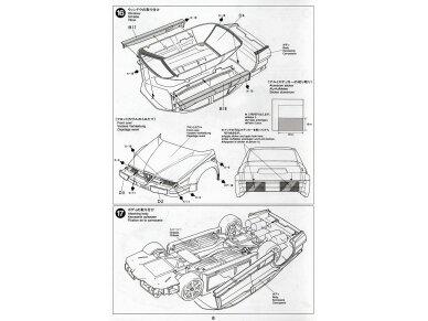 Tamiya - Alfa Romeo 155 V6 TI, Scale: 1/24, 24137 16