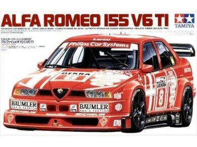 Tamiya - Alfa Romeo 155 V6 TI, Scale: 1/24, 24137