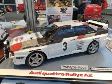 Tamiya - Audi Quattro Rally A2 (TT-02), Scale: 1/10, 58667