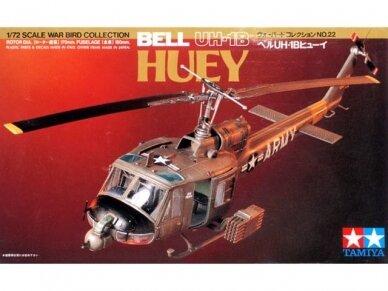 Tamiya - Bell UH-1B Huey, Scale:1/72, 60722
