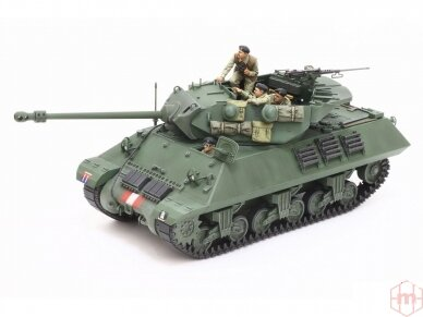 Tamiya - British Tank Destroyer M10 II C 17pdr SP Achilles, Scale: 1/35, 35366 2