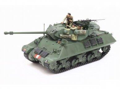 Tamiya - British Tank Destroyer M10 II C 17pdr SP Achilles, Scale: 1/35, 35366 2