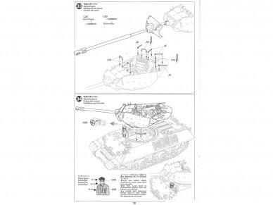 Tamiya - British Tank Destroyer M10 II C 17pdr SP Achilles, Scale: 1/35, 35366 23