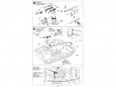 Tamiya - British Tank Destroyer M10 II C 17pdr SP Achilles, Mastelis: 1/35, 35366 25