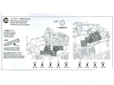 Tamiya - British Tank Destroyer M10 II C 17pdr SP Achilles, Mastelis: 1/35, 35366 26