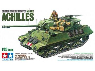 Tamiya - British Tank Destroyer M10 II C 17pdr SP Achilles, Mastelis: 1/35, 35366