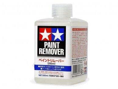 Tamiya - Paint Remover (Dažų valiklis), 250ml, 87183