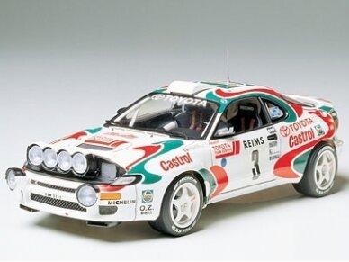 Tamiya - Castrol Celica Toyota GT-Four, Mastelis: 1/24, 24125 2