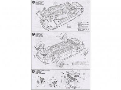 Tamiya - Castrol Celica Toyota GT-Four, Scale: 1/24, 24125 13