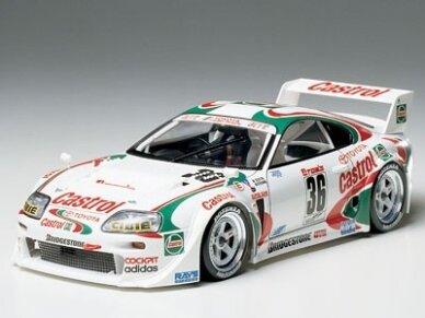 Tamiya - Castrol Toyota Tom's Supra GT, Mastelis: 1/24, 24163 2