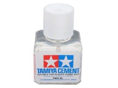 Tamiya - Cement, 40ml, 87003