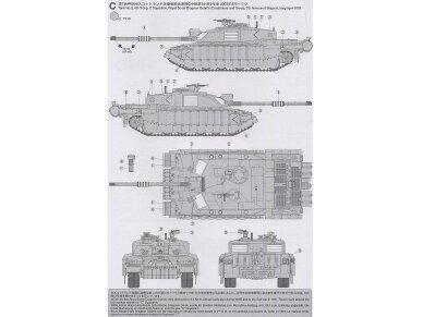 Tamiya - Challenger 2, Mastelis: 1/35, 35274 11
