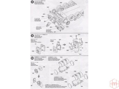 Tamiya - Challenger 2, Mastelis: 1/35, 35274 15