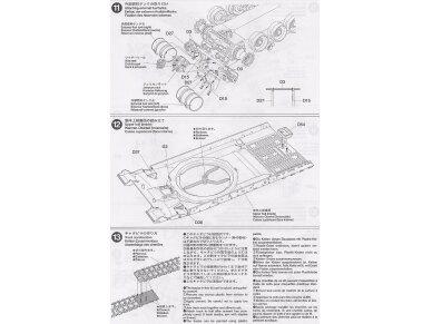 Tamiya - Challenger 2, Mastelis: 1/35, 35274 16
