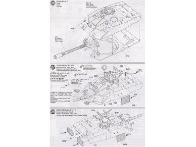 Tamiya - Challenger 2, Mastelis: 1/35, 35274 21