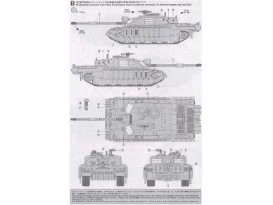 Tamiya - Challenger 2, Mastelis: 1/35, 35274 10